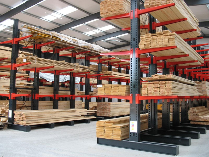 sydenhams warehouse racking