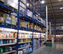 Stakapal manufacture bespoke merchandising storage and selection solutions for the Food Trade