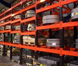 Steel Racking Sheet Tube Amp Coil Racking Stakapal