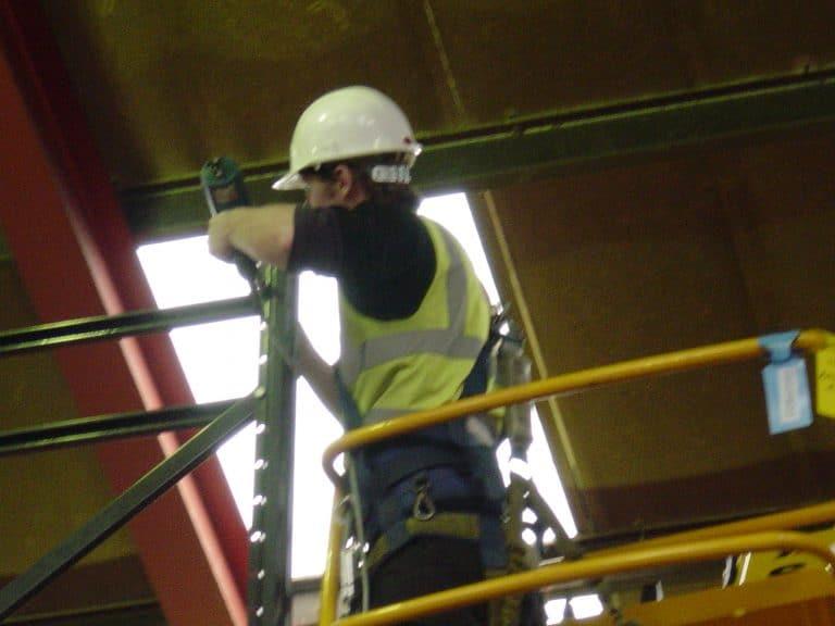 installing racking