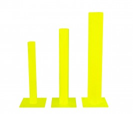 Stakapal offer a range of Heavy Duty Bollards from 750mm to 1100mm high