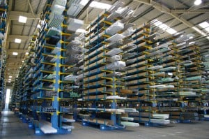 Pvcu Extrusion Racking Systems Warehouse Racking Stakapal