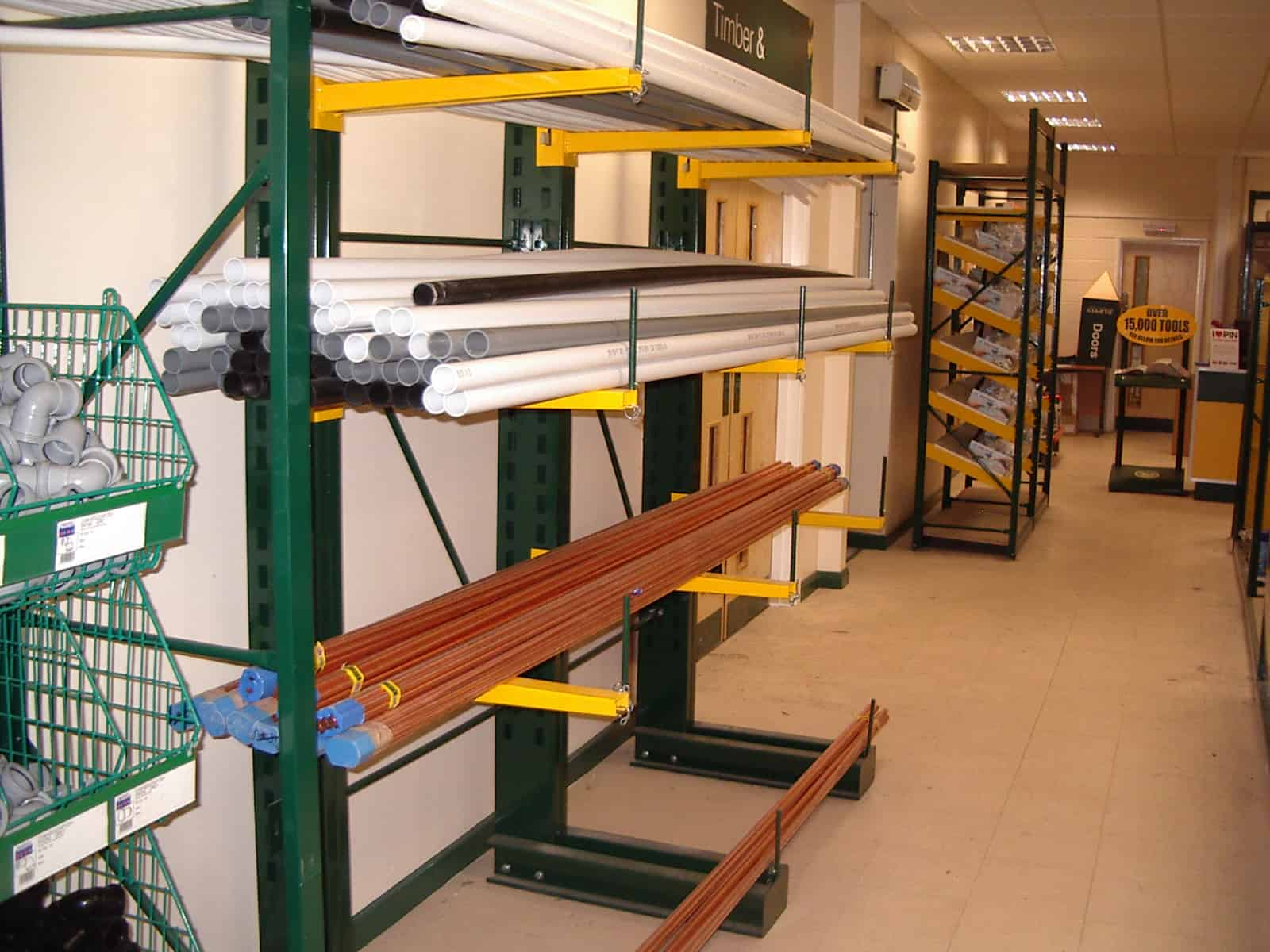Copper Pipe Racking Copper Pipe Storage Solutions Stakapal