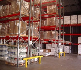 Totally flexible Pallet Racking Solutions for any Industry