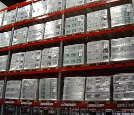 Adjustable Beams mean Stakapal's Pallet Racking can be designed to suit all Pallet sizes