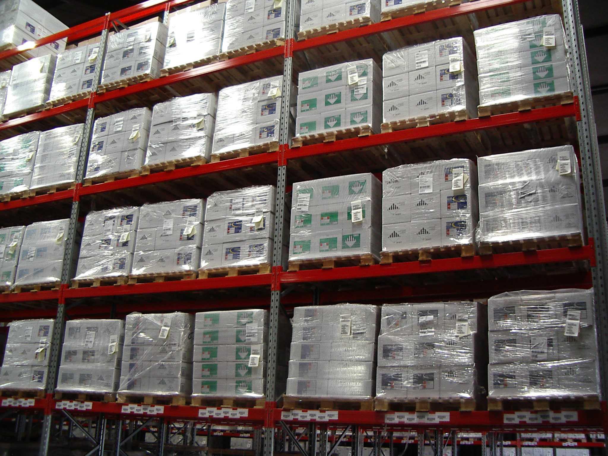 Pallet Racking Storage