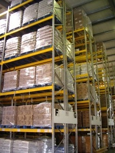 this Pallet Racking Stakrak SR2000 Series Adjustable is suitable for the Storage of virtually any Palletised Products