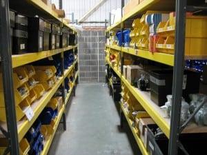 Stakrak SR500 Widespan / Longspan Shelving Racking for Handloaded Products