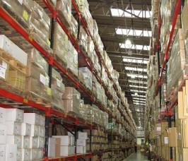 Stakrak Sr2000 Series Pallet Racking for Food Ingredients storage