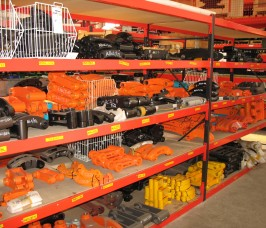 Longspan Shelving Shelving Racks offer unlimited Storage opportunities for Industrial usage