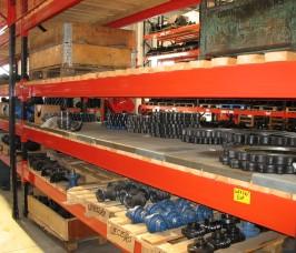 Heavy Duty Longspan Shelving for Industrial Storage