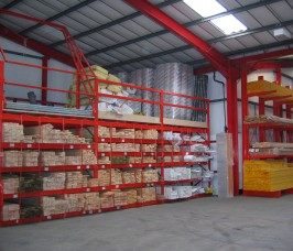 Builder Merchants Racking And Shelving Stakapal Limited Uk