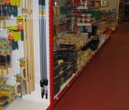 Retail Trade Storage Solutions