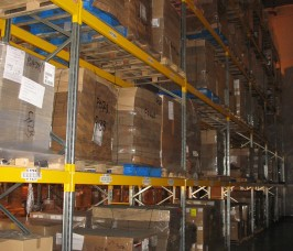 Stakrak SR2000 Series Pallet Racking for Distribution and Logistics Warehouse