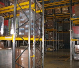 Pallet Racking for Reach Truck Operation