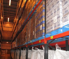 Stakapal Pallet Racking offers an extensive range of Racking Frame Loading Capacity