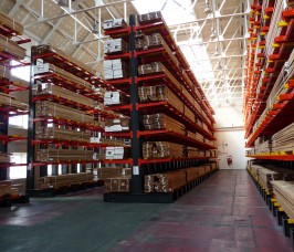 Hardwood Timber Racking