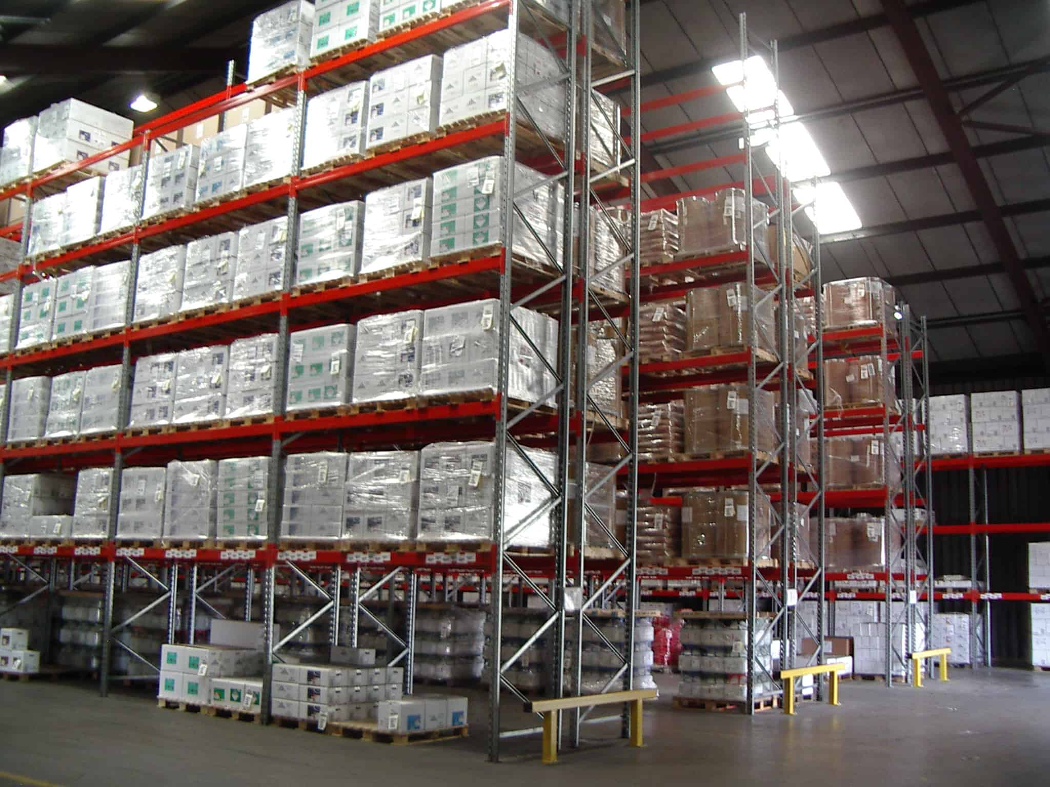 Internal Warehouse SR2000 Series Pallet Racking