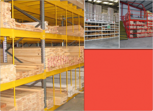 Stakapal SR3000 Series Pigeon Hole Racking enables you to horizontally store Timber, PVCu Profiles and PVCu Pipe and Tube