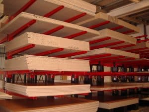 Cantilever Racking for Timber Products,Panels,Softwood,Hardwood and MDF