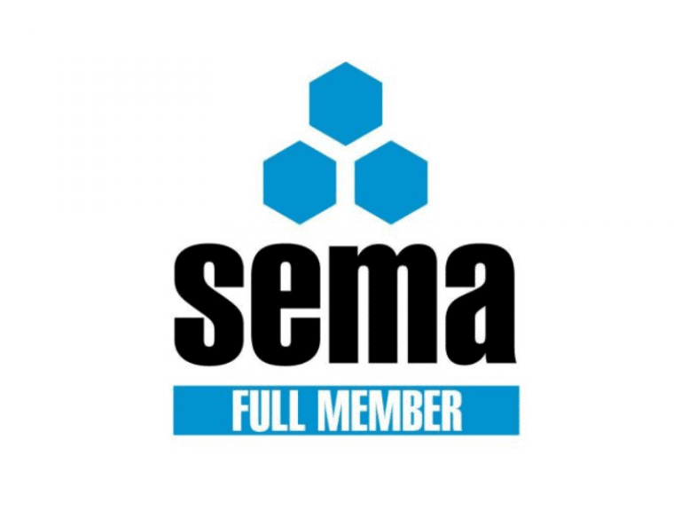 sema full member logo with white background space