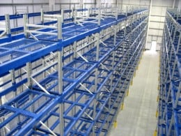 Pallet Racking Example
