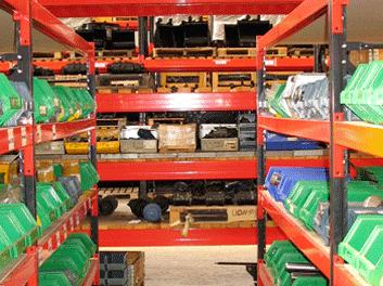 wide span shelving