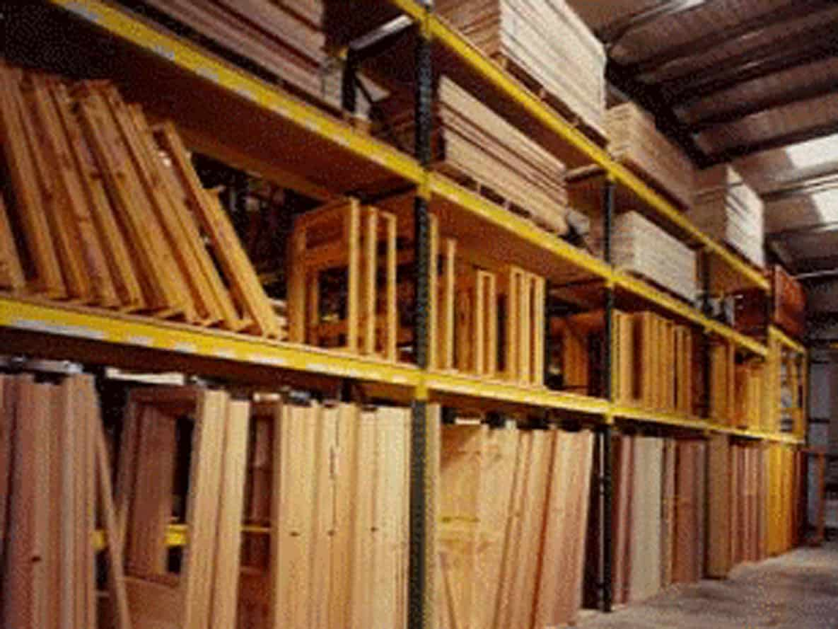 pallet racking for windows and doors