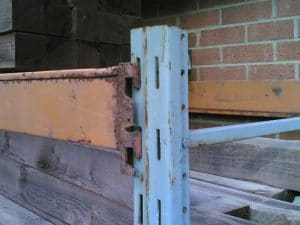 pallet racking safety join