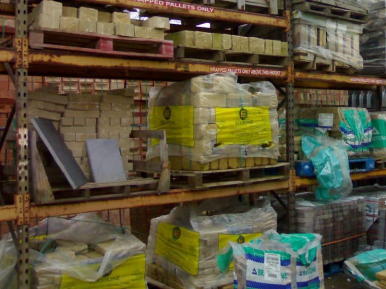 pallet racking corrosion