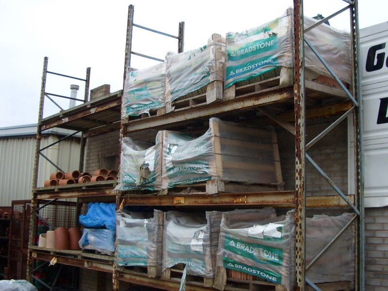 have you checked your pallet racking health and safety