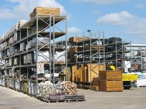 Pallet Racking for Builders Merchants