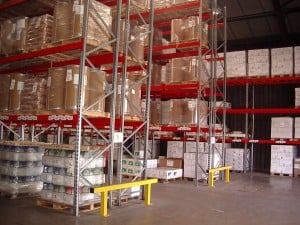 Pallet Racking Products
