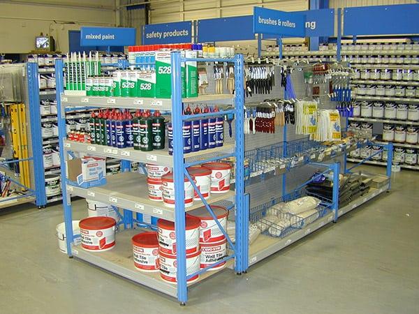 Shop Racking System