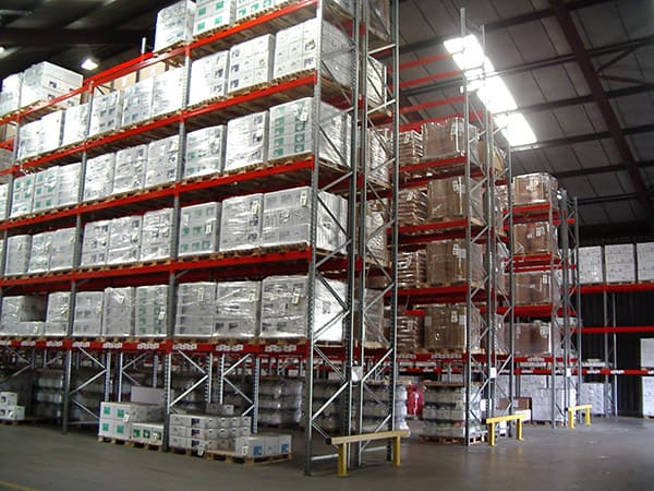 Stakrak SR2000 Series Pallet Racking