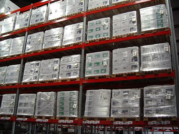 Conventional Pallet Racking Image