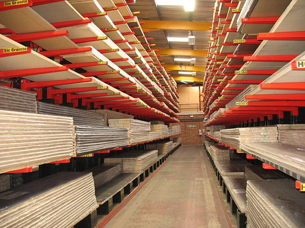 Coventional Cantilever Racking Image