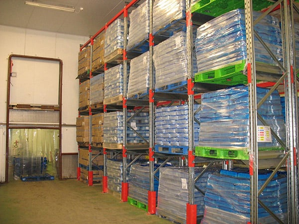 Drive In Pallet Racking Image
