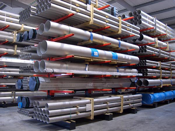 Pipe Cantilever Racking Image
