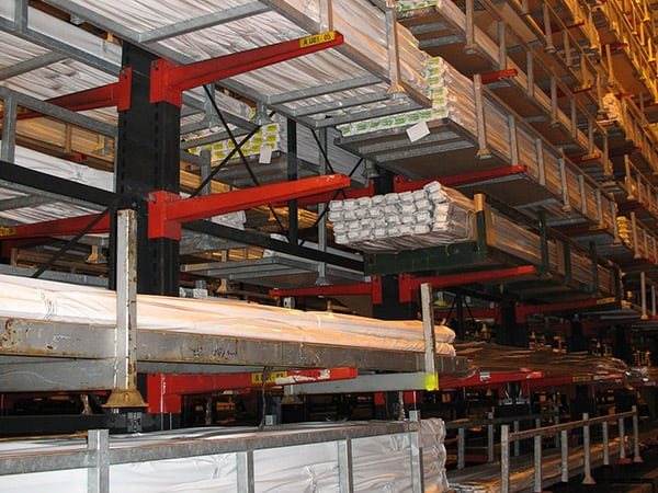 Profile Cantilever Racking Image