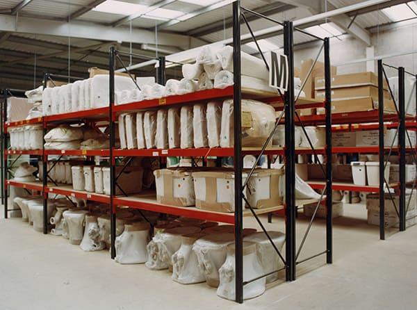 Sanitary Ware Racking Image