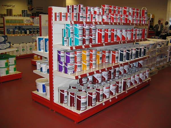 Shop Racking Image