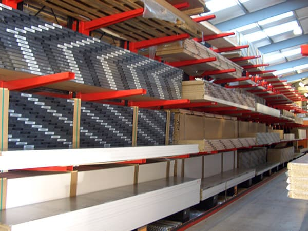 Worktop Racking Image