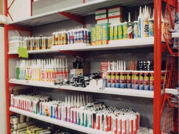 Merchandising Racking